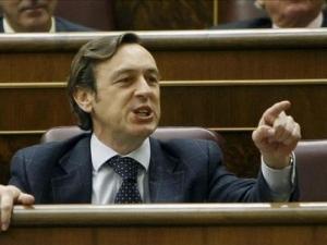 Rafael Hernando, diputado por Almería. // Huffington Post