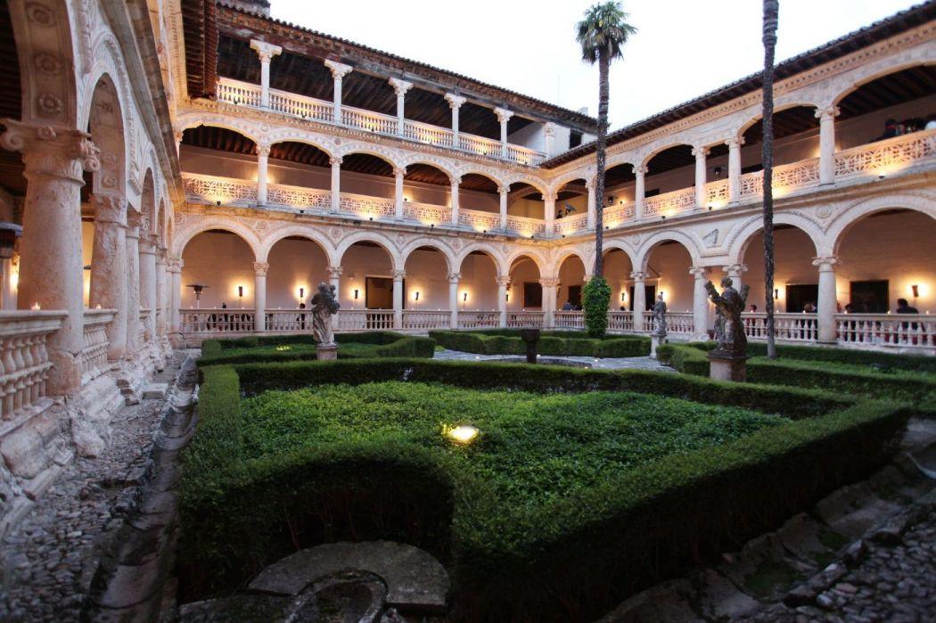 El Monasterio de San Bartolomé está declarado Bien de Interés Cultural desde 1931.//Foto:zankyou.es