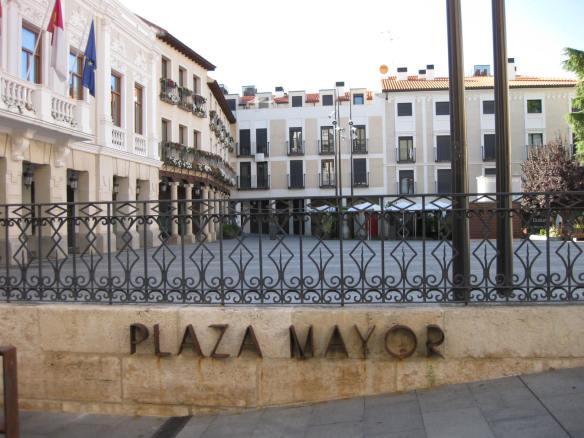 Esta edición contará con un tercer escenario en la Plaza Mayor. // Foto: M.P.