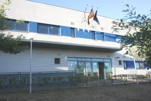 Colegio del Parque de la Muñeca, uno de los últimos colegios públicos de Educación Primaria que se construyeron en Guadalajara. Foto: Página web del colegio.