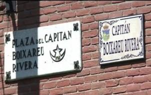 La calle Capitán Boixareu Rivera es una de las que cambiarán de nombre, según contempla la moción aprobada en septiembre de 2015 por el Pleno municipal de la capital. // Foto: Ahora Guadalajara.