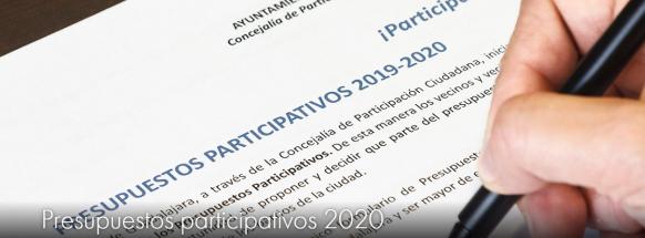 Presup. partic. Gu. 2020